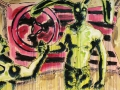 Unbesiegbar 2007 · Acryl auf Leinwand · 120x175 cm