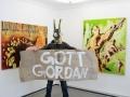 GOTT GORDAN in der AUF Galerie 2013