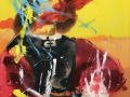 Portrait of Doni 2019· Acryl auf Leinwand · 100x80 cm