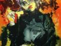 Mucci 2019 · Acryl auf Leinwand · 100x80 cm