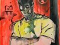 GO TT 2016 · Acryl auf Leinwand · 130x100 cm