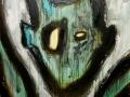 Skynet 2017 · Acryl auf Leinwand · 165x130 cm